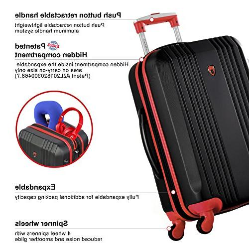 Olympia Apache Ii Carry-on Spinner,