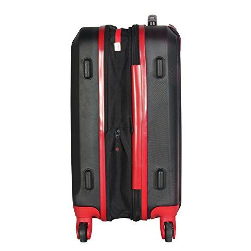 Olympia Apache Carry-on Spinner,