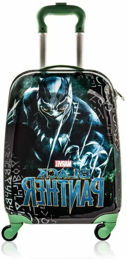 Marvel Panther 18 On Luggage for Boys