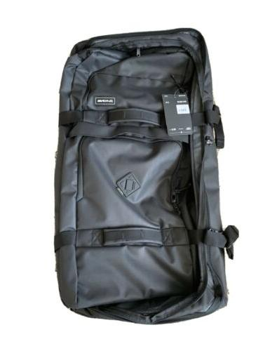 brand new split roller 110l luggage squall