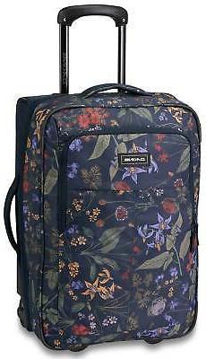 DaKine Carry On Roller 42L Luggage - Botanics - New