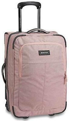 DaKine Carry On Roller 42L Luggage - Woodrose - New