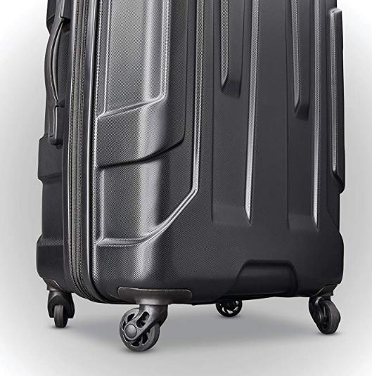 Samsonite Centric PC Spinner Black