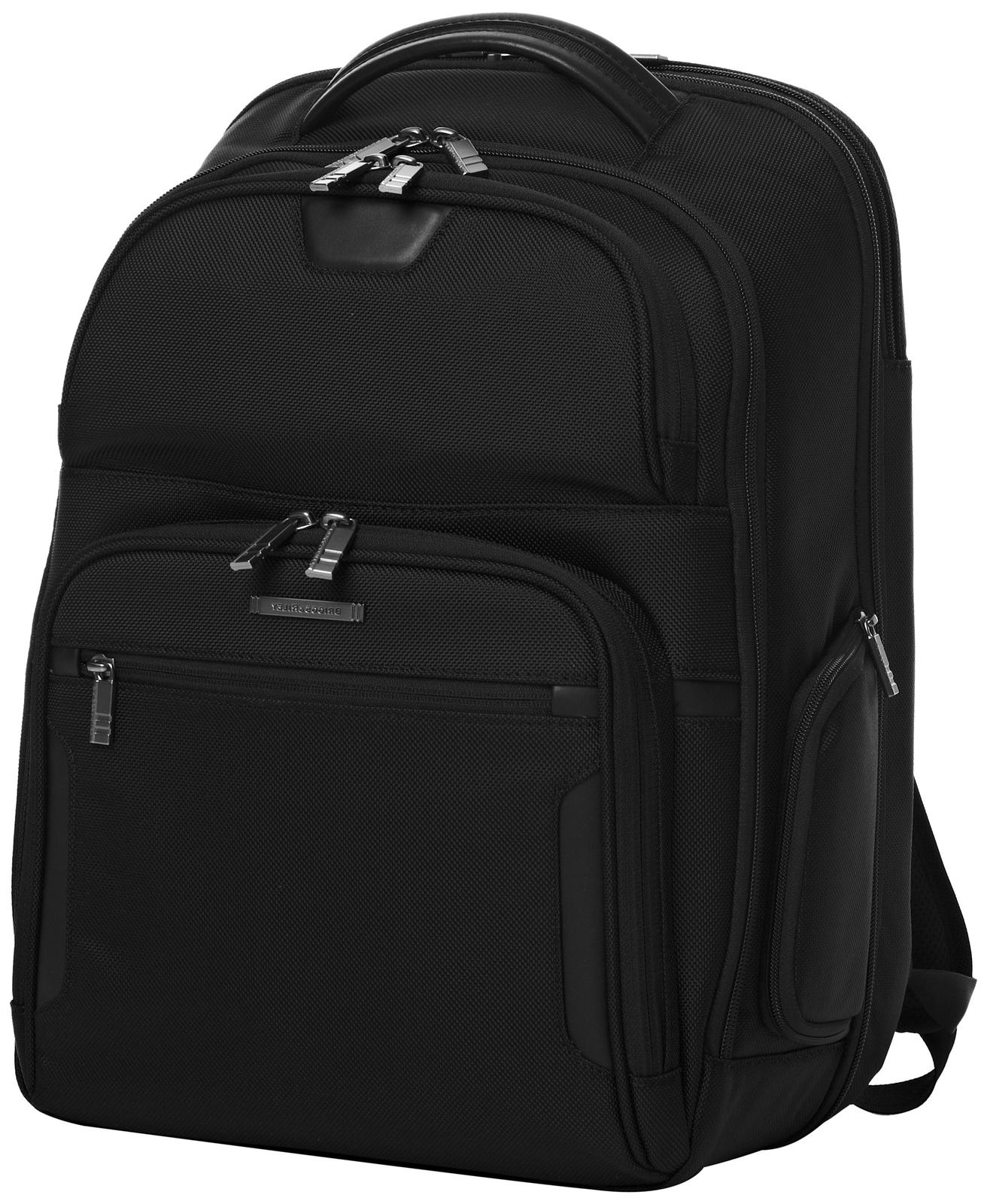Briggs & Riley Large Clamshell Laptop Backpack - Checkpoint