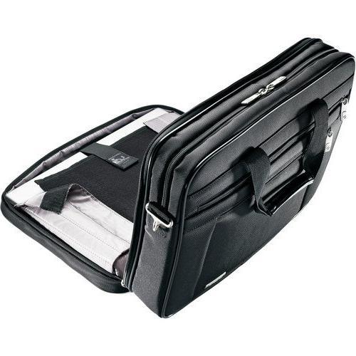 "Samsonite Classic Business Fit 15.6"" Laptop Black"