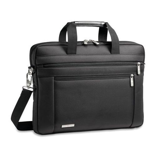 classic laptop slim briefcase