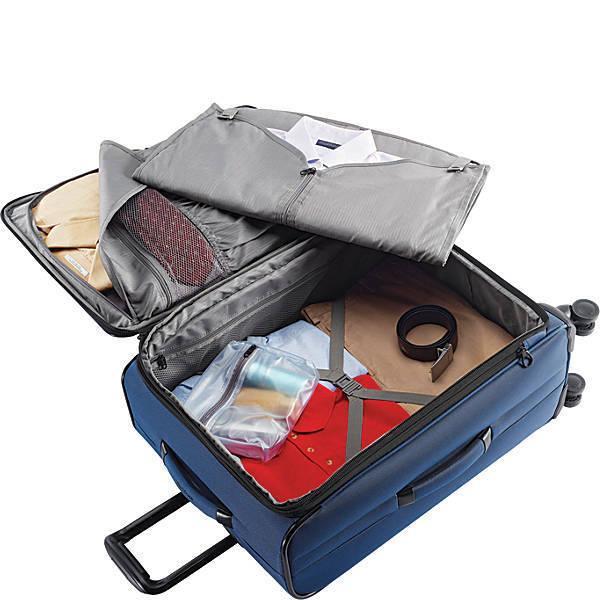 Samsonite Spinner Luggage - BLUE