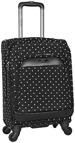 "Kenneth Cole Reaction Matrix 20"" 600d Dot Polyester Spinner"
