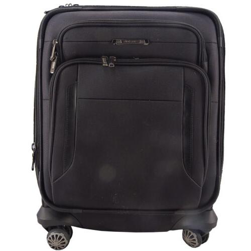 excutive 19 inch carry on spinner suitcase