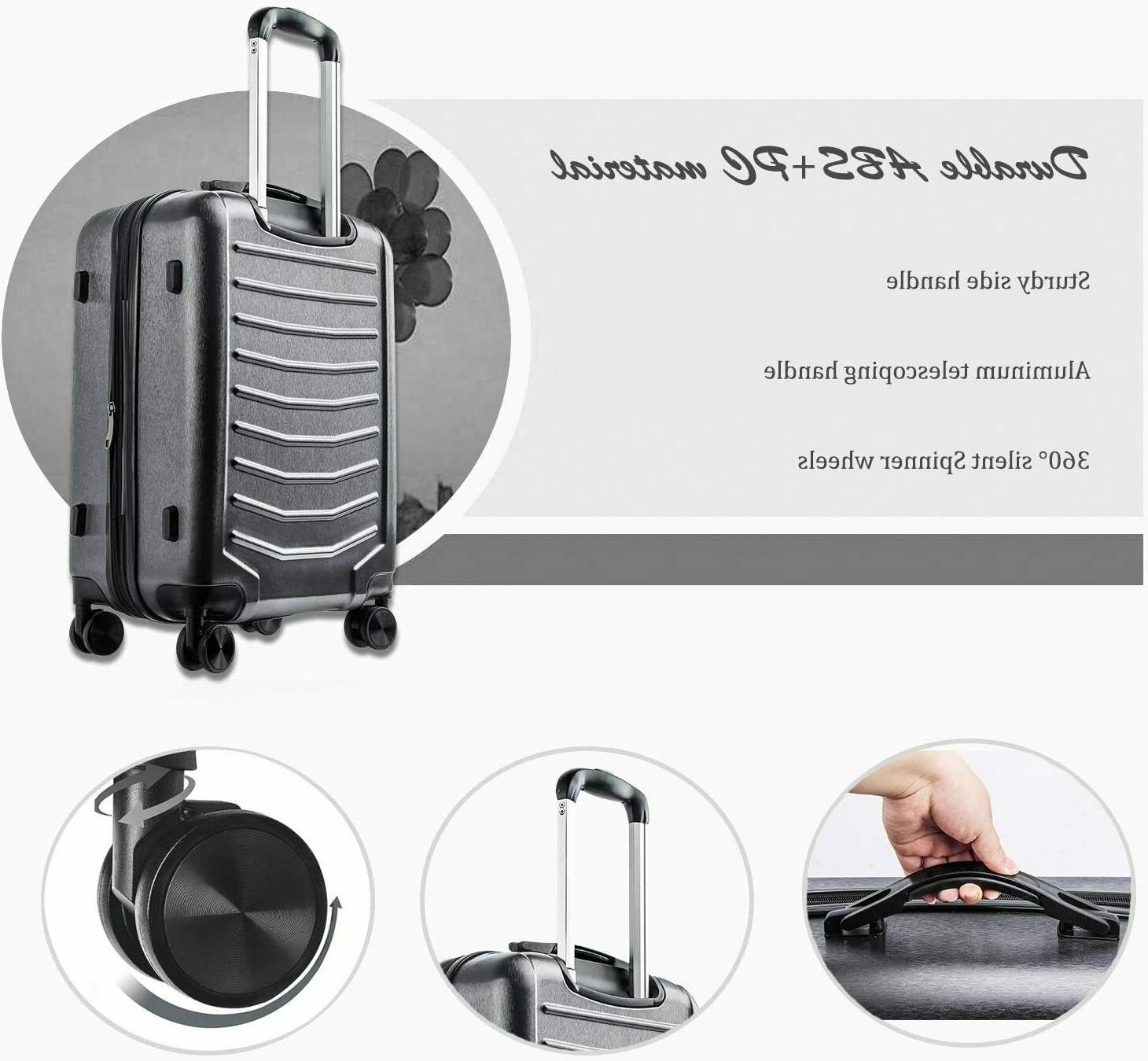 Inch Travel with 8 Sile