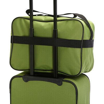 American Tourister II 4-Piece Nested Luggage Set NEW