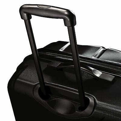 "Samsonite 20"" Spinner Black -"