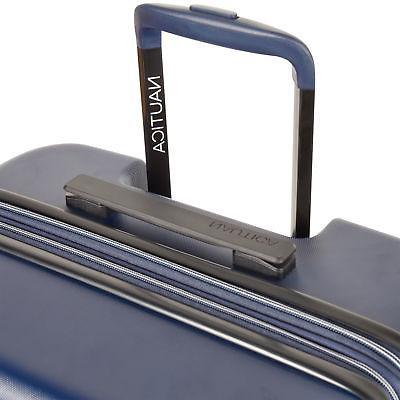 "Nautica 20"" Hardside on Suitcase"