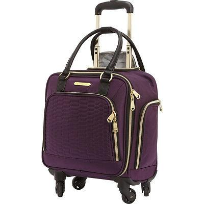 florence collection 4 wheel underseat softside carry