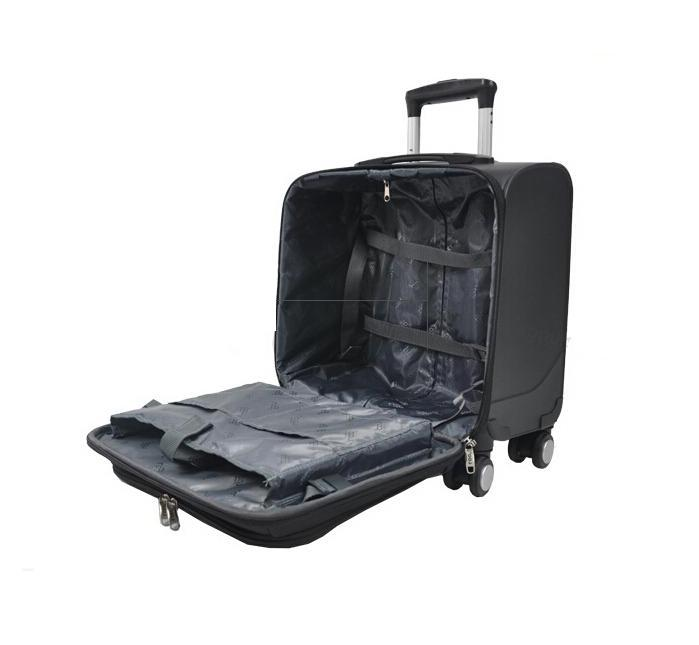 GENUINE LEATHER OFFICE LUGGAGE