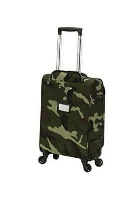 Rockland Light Weight Luggage Camo
