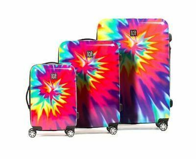 ful Hard Case Spinner Luggage 3-Piece Set