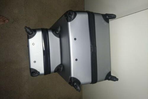 Samsonite luggage spinner SET Silver 20inch 28 inch