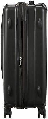 AmazonBasics Hardshell Spinner Luggage - , Slate