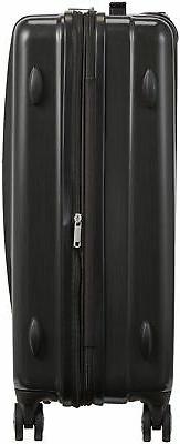 AmazonBasics Hardshell Luggage, Slate 3-piece