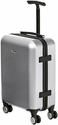 AmazonBasics Hardshell Spinner Suitcase with Built-In TSA Lo