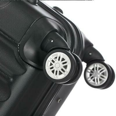 High Piece Nested Luggage Set Lock