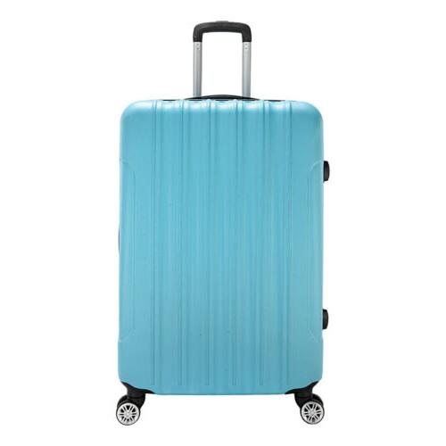 Hardside 3 Piece Spinner Luggage Set With Lock