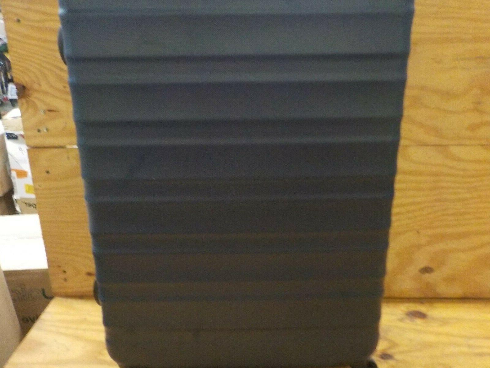 """AmazonBasics Hardside Spinner, Expandable Suitcase Wheels 30"""""""