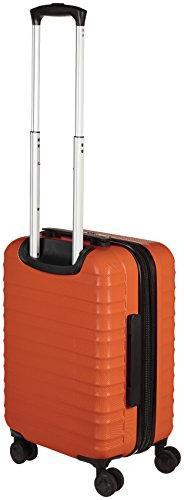 AmazonBasics Spinner Luggage - 20-Inch,
