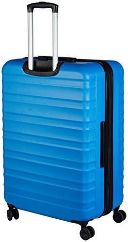 AmazonBasics Luggage - 28-Inch, Blue