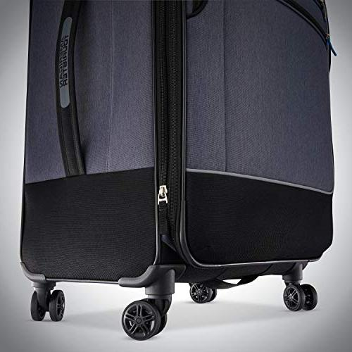 American Tourister iStack System Softside 2-Piece Set with Spinner Wheels