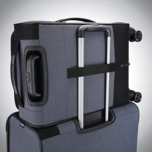 American Tourister iStack System with Flow Spinner