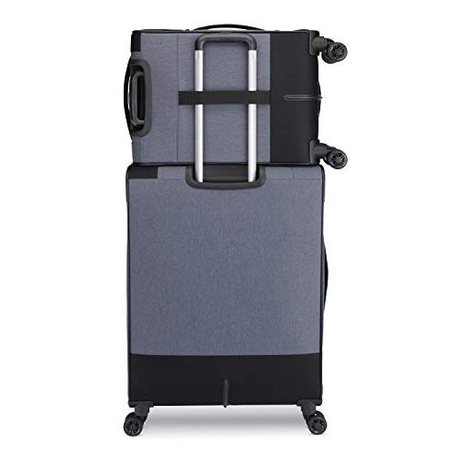 American Tourister System with Air Flow Spinner