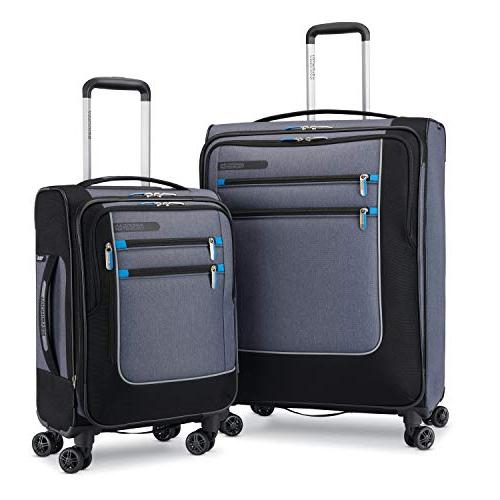 istack travel system softside 2 piece set