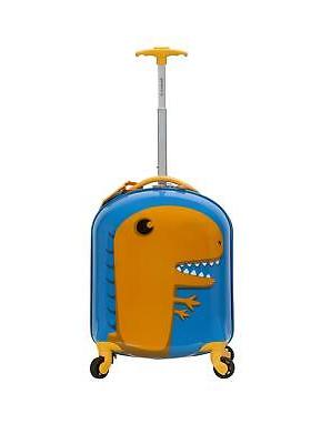 jr kids my first luggage polycarbonate hard