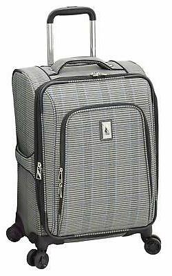 knightsbridge ii 20 expandable spinner carry on