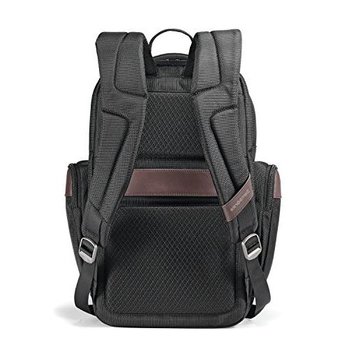 Samsonite Kombi Backpack, Black/Brown