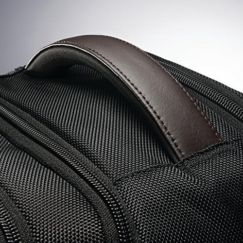 Samsonite 4 Backpack, Black/Brown