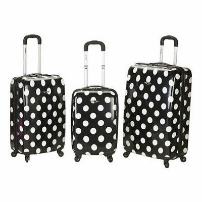 laguna beach polycarbonate upright luggage