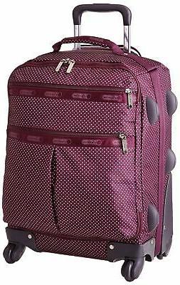LeSportsac 18 Inch 4 Wheel Luggage