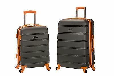 lightweight hardside spinner upright luggage