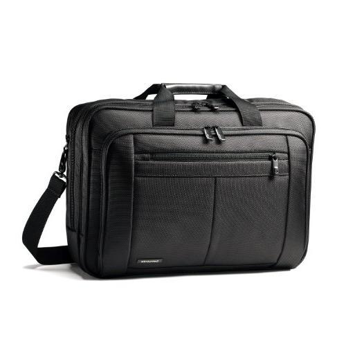 llc 15 6three gusset briefcase
