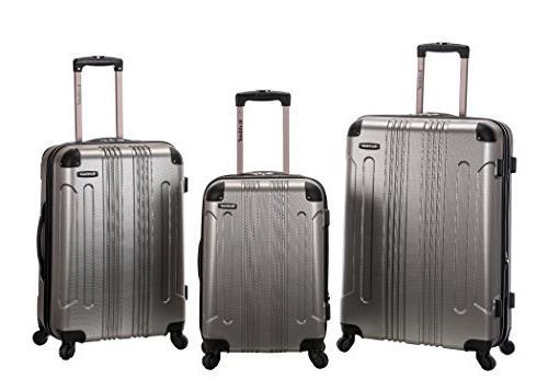Rockland Expandable Hardside Upright Luggage Set