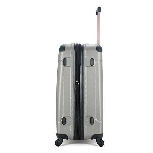 Rockland Hardside Spinner Luggage Set -