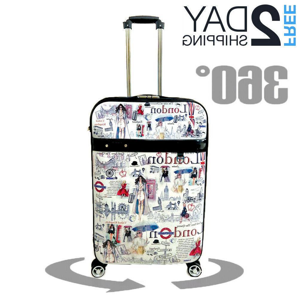 Luggage Wheeled Spinner Bag