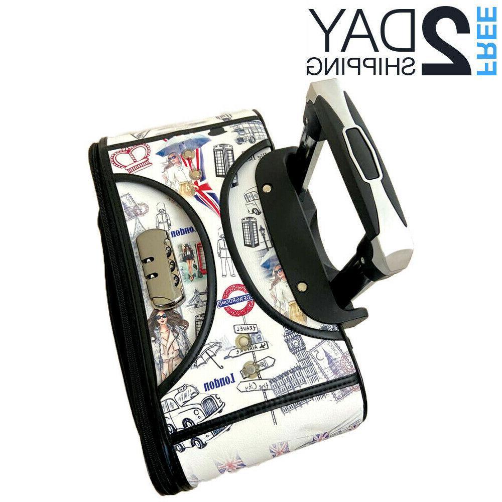 """Luggage 25"""" Wheeled Bag"""