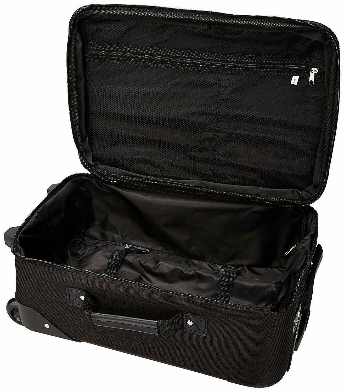 Rockland Expandable 4 Piece Set, Bags,