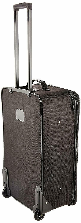 4 Set, Travel Bags, Black/Grey