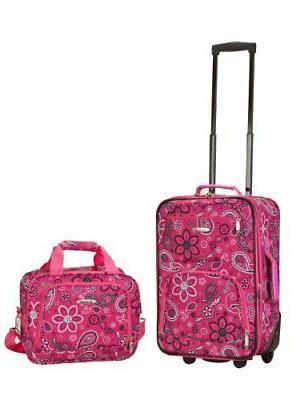 luggage set light carry suitcase
