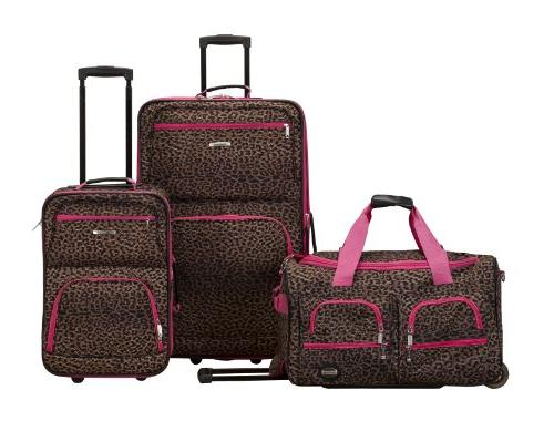 luggage spectra rolling set